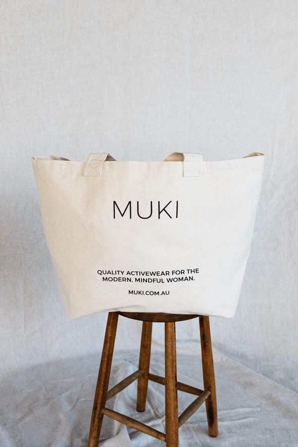 oversized canvas tote bag in beige colour